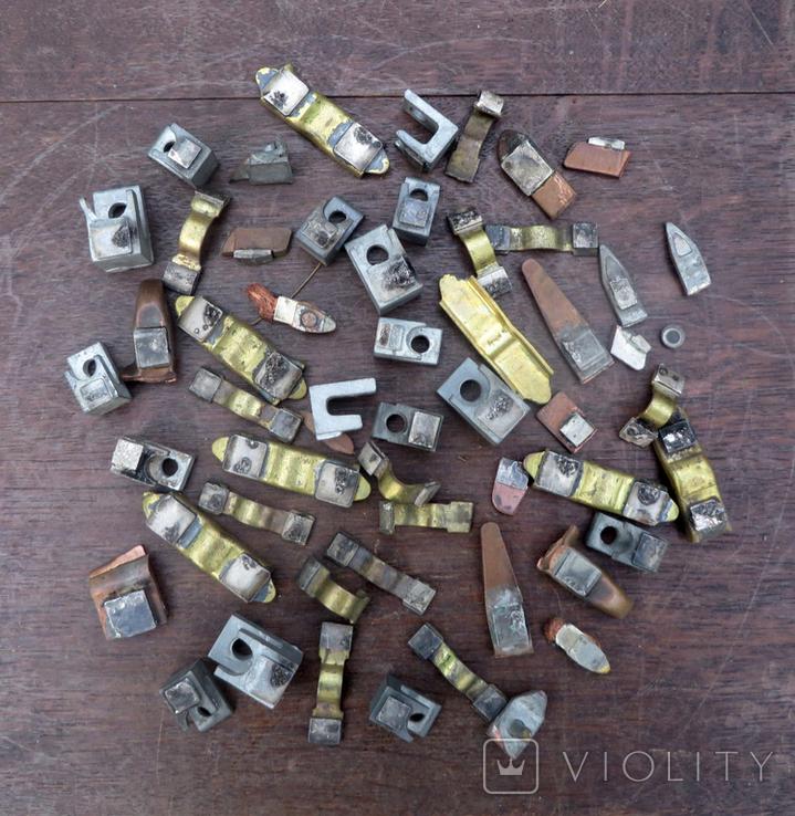 Контактные пластины, фото №2