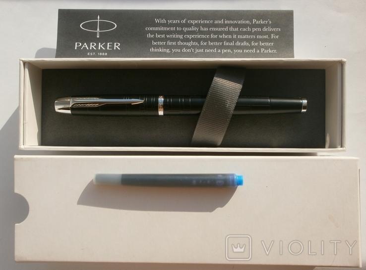 Ручка  Parker №20412М  Новая., фото №2