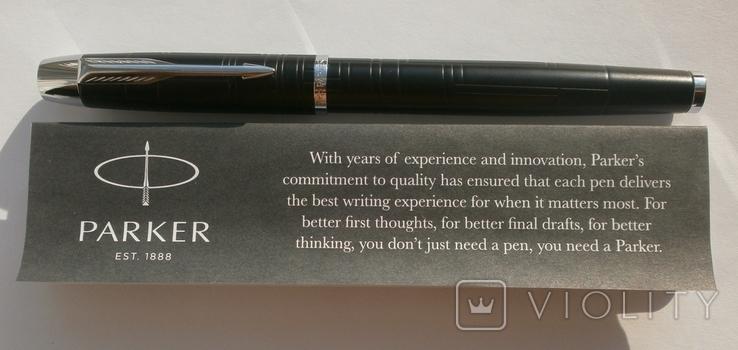 Ручка  Parker №20412М  Новая., фото №3