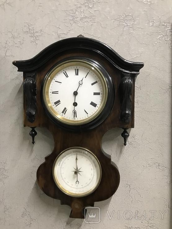 Старі часи з барометром