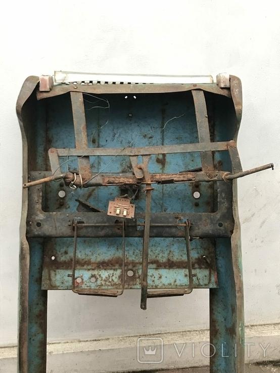 Кузов  педальной машинки., фото №10