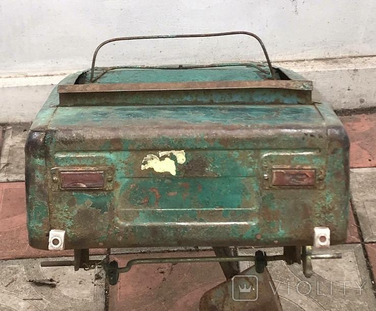 Кузов  педальной машинки., фото №11