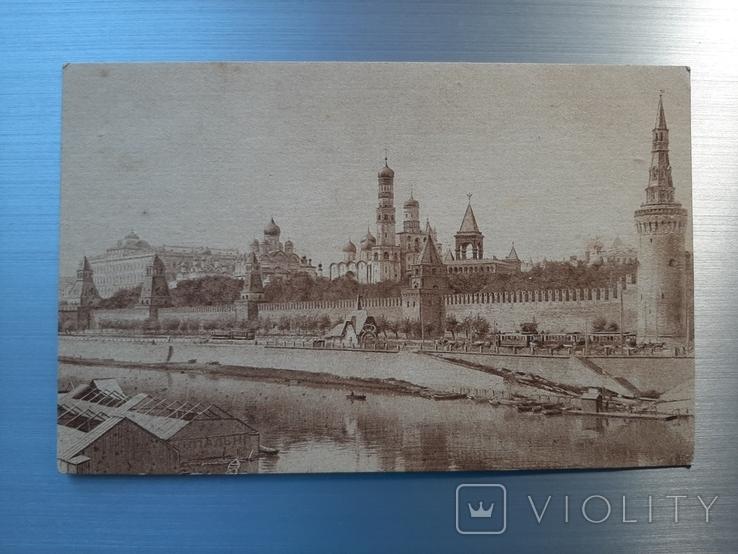 Москва. Кремль. Москворецкая набережная, фото №2