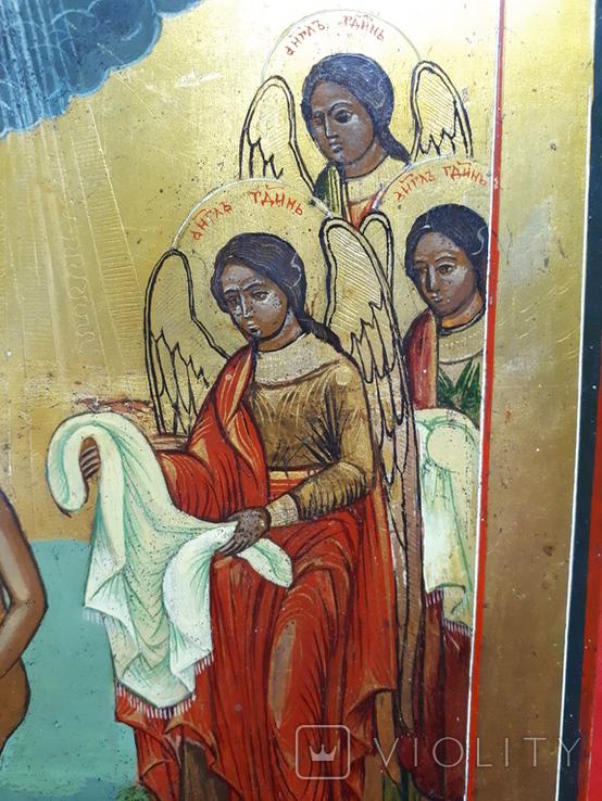 Крещение Иисуса Христа, фото №7