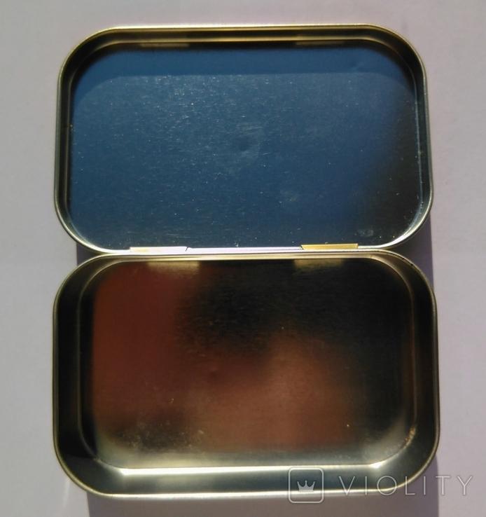 """Коробка от конфет """"Fishermans Friend"""" Англия, фото №5"""