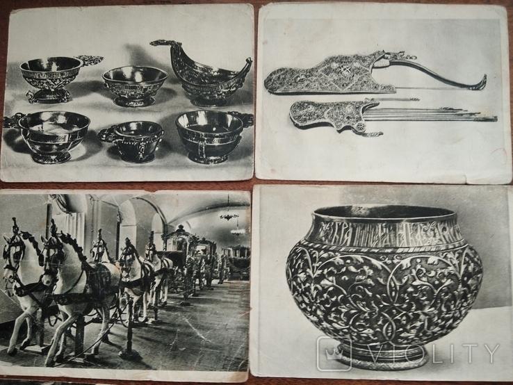 Экспонаты музея Кремля 1958 г., фото №3
