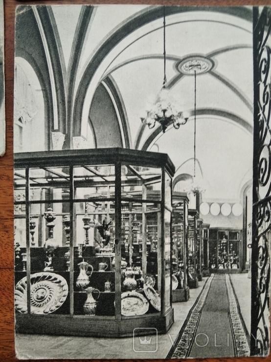 Экспонаты музея Кремля 1958 г., фото №8