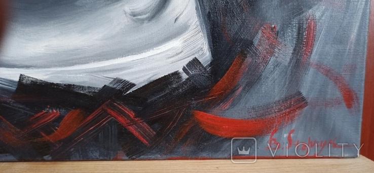 Картина Друг-одна душа у двух тілах., фото №8