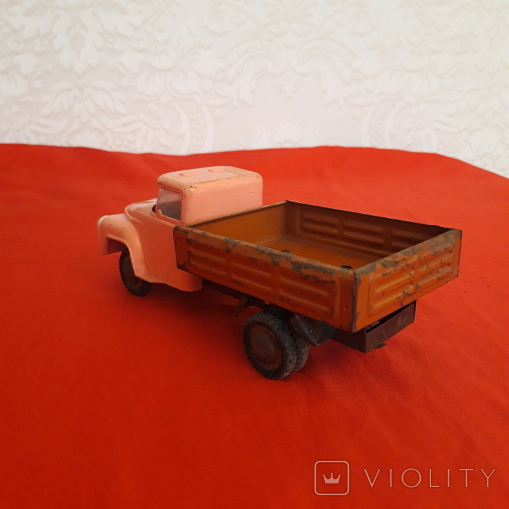 ЗИЛ игрушка СССР, фото №4