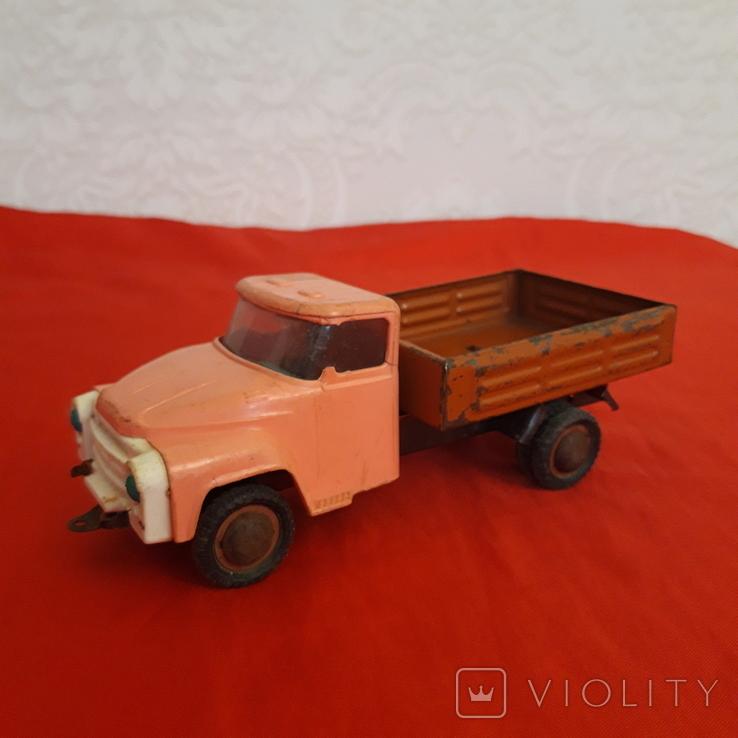 ЗИЛ игрушка СССР, фото №2