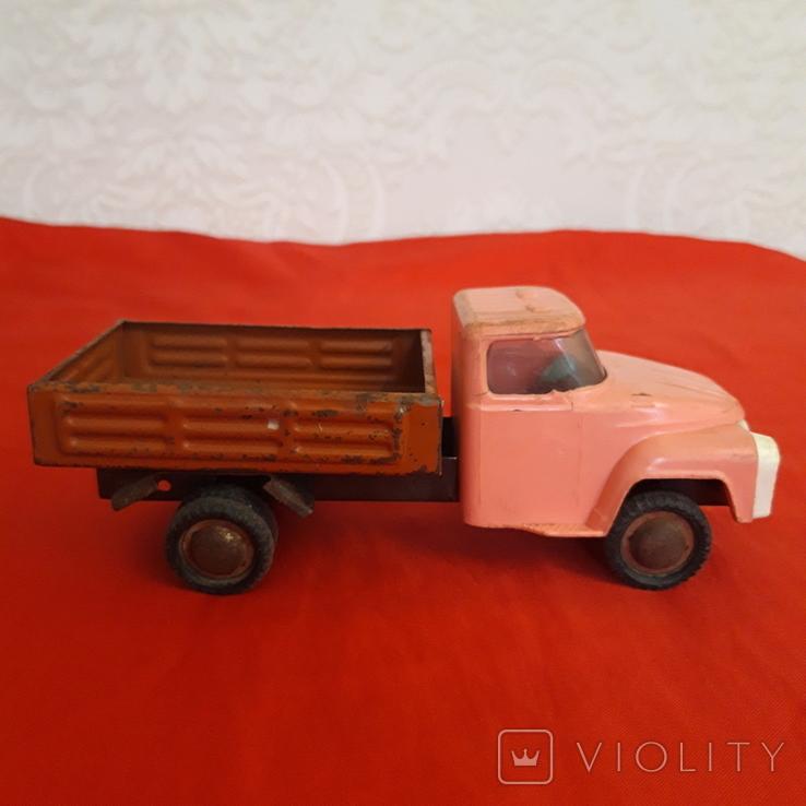 ЗИЛ игрушка СССР, фото №5