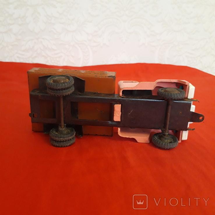 ЗИЛ игрушка СССР, фото №6