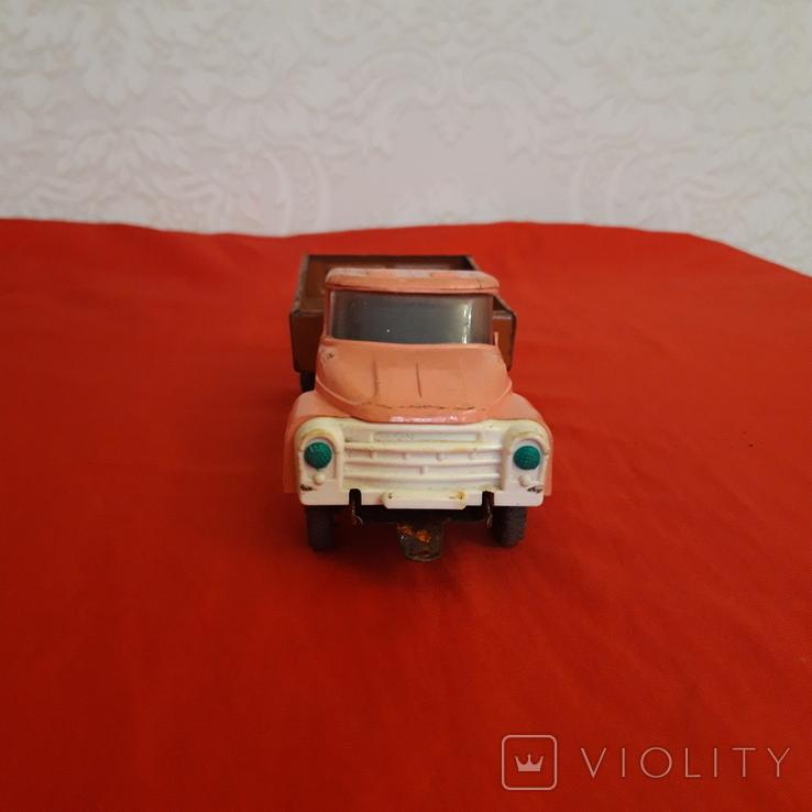 ЗИЛ игрушка СССР, фото №7