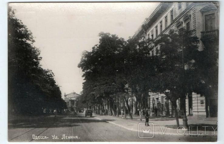 Одесса. Улица Ленина., фото №2
