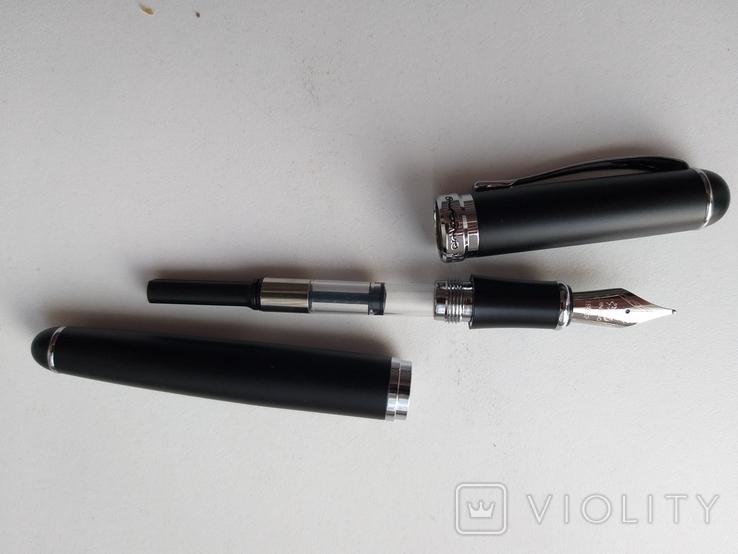 Ручка перьевая. JINHAO. X 750., фото №3