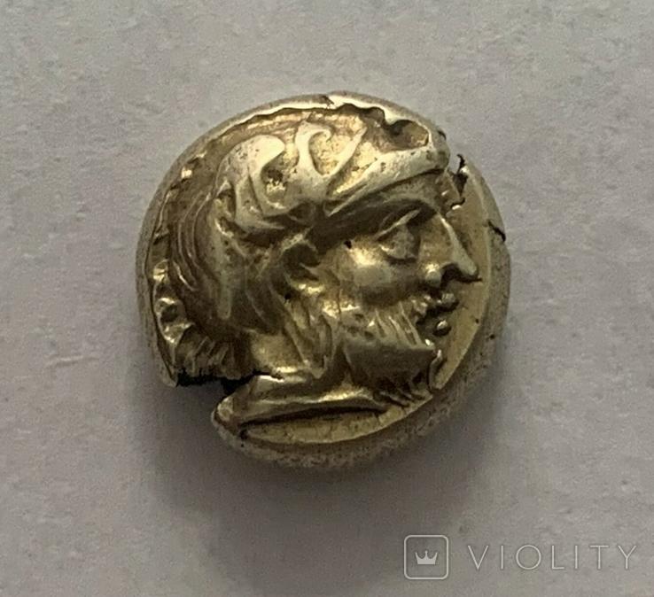 Гекта  412-378гг. до н.э. Митилены Лесбос