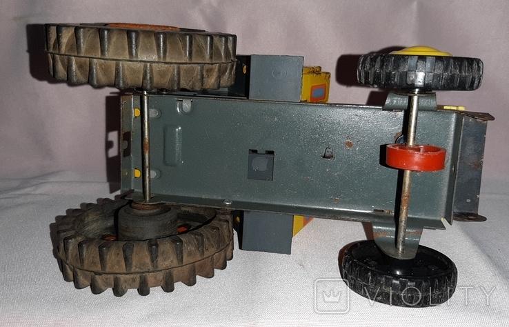 Заводная игрушка Трактор Ссср, фото №10