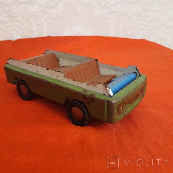 Машинка игрушка СССР., фото №4