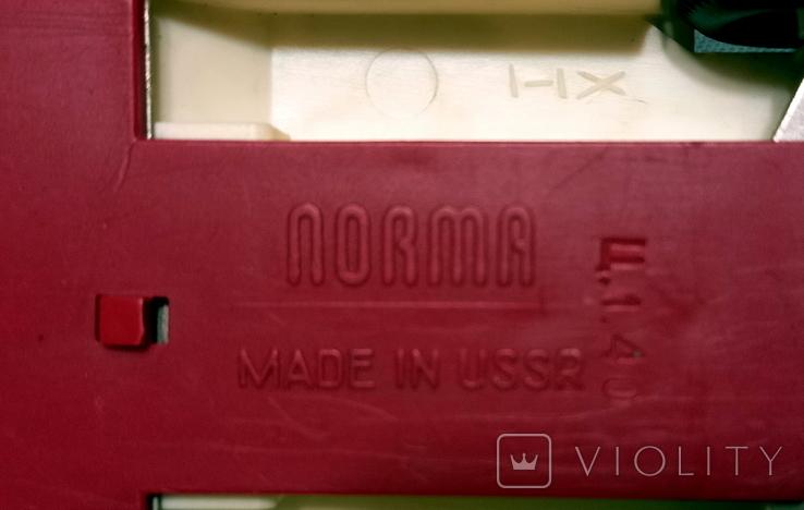 Машинка СССР Формула-1 Norma Норма Эстония Длина 16 см Ширина 7,5 см, фото №9