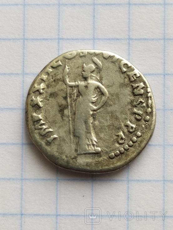 Денарий Домициана, фото №4