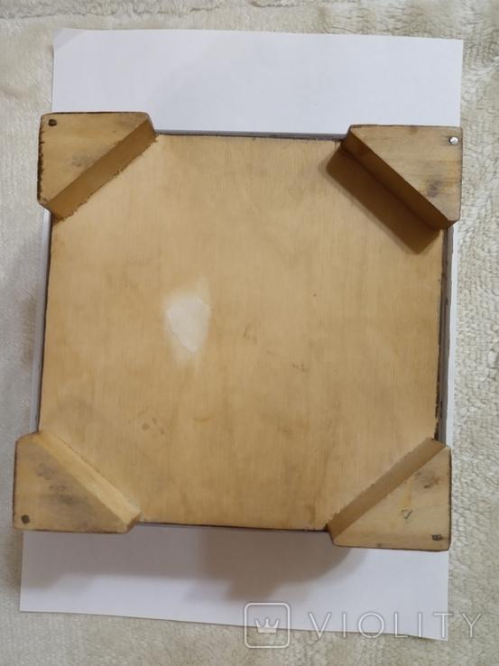 Деревянная шкатулка., фото №6