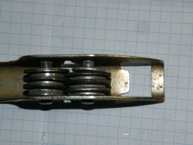 Открывашка многофункциональная металлическая., фото №8