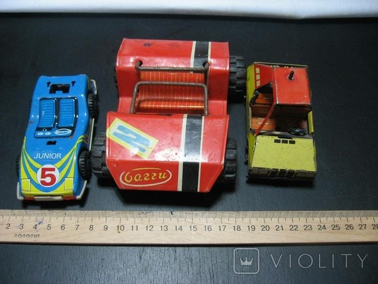 Три машинки СССР, фото №2