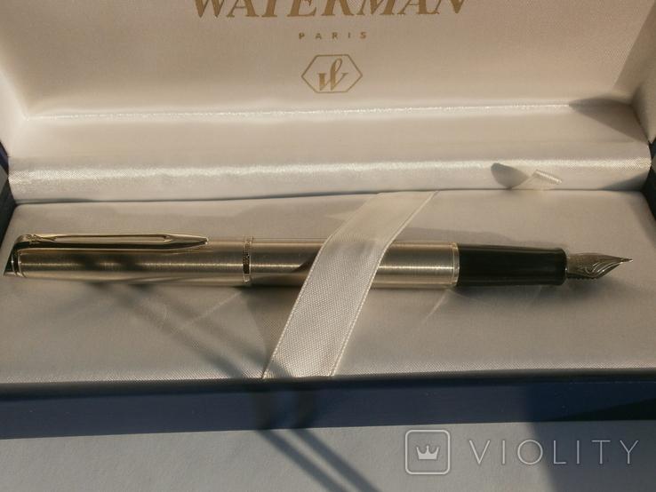 Ручка  Waterman №12053 Новая, фото №4