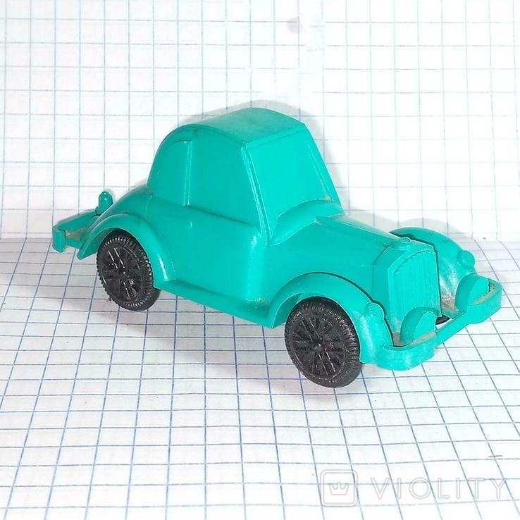 Машинка времен СССР., фото №2