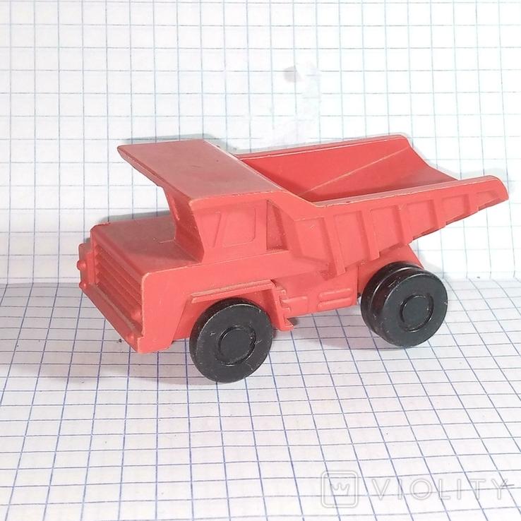Машинка времен СССР., фото №5