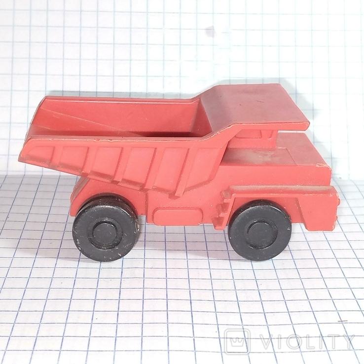 Машинка времен СССР., фото №8