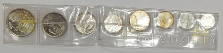 Набор монет Испании, 1957/60 г.г., фото №3