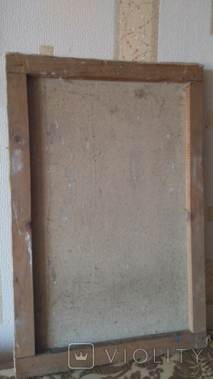 Натюрморт Г.Трегуб холст масло 40х60см, фото №12