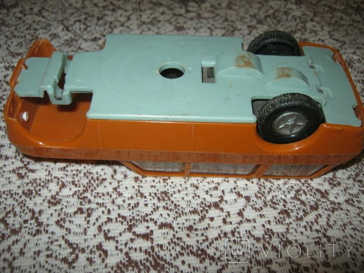Пластмассовая машинка,СССР. Под ремонт, фото №7
