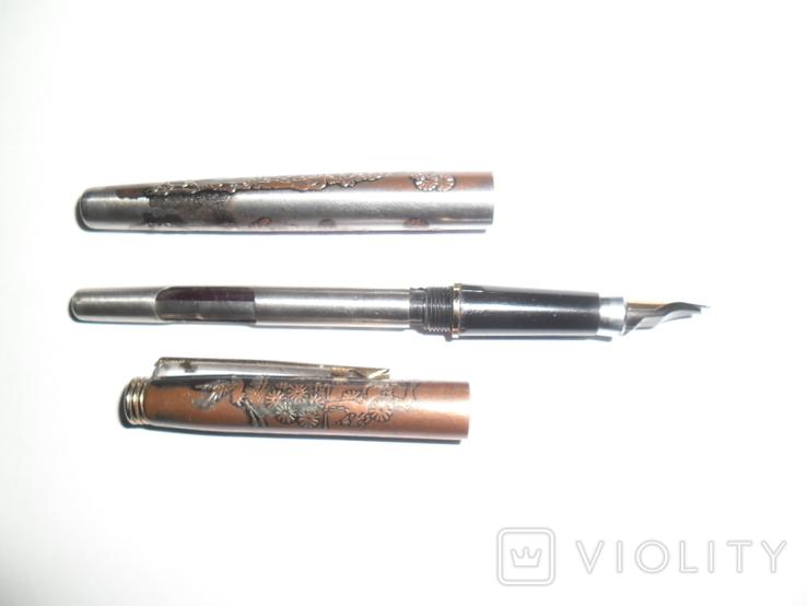 Ручка перьевая, фото №8