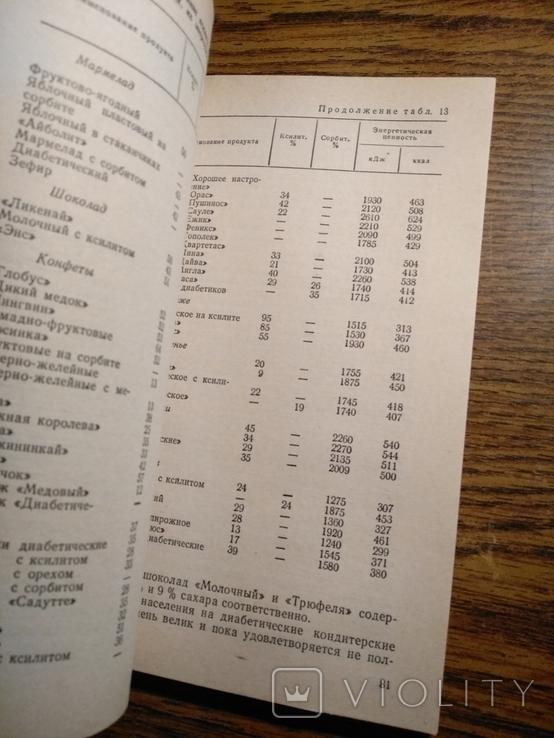 Диетические продукты 1988 20000экз., фото №5