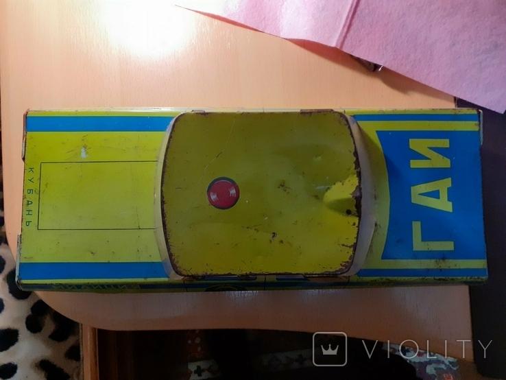 Игрушка автомобиль машина ГАИ Милиция Кубань, фото №3