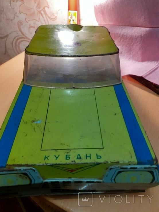 Игрушка автомобиль машина ГАИ Милиция Кубань, фото №4