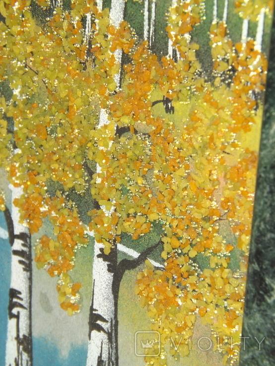 Картина из камня 45х35 см, фото №6