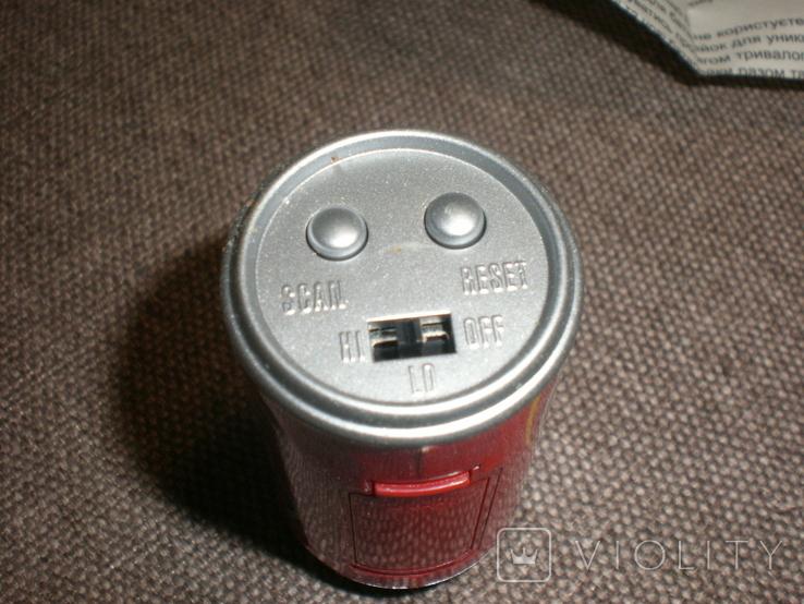 Рекламный радиоприёмник Cosa Cola новый в коробке документы, фото №5