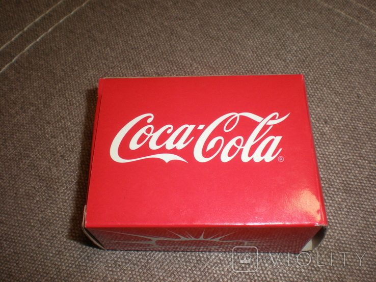 Рекламный радиоприёмник Cosa Cola новый в коробке документы, фото №7