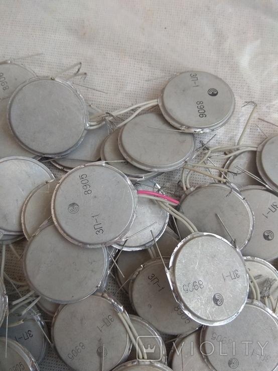Радиодетали преобразователь ЗП -1, фото №3