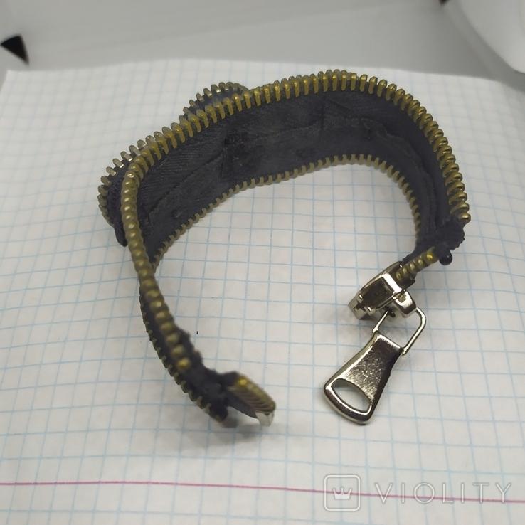Браслет сделанный из змеек (3), фото №9