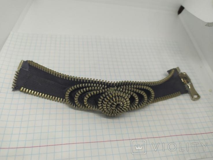 Браслет сделанный из змеек (3), фото №10