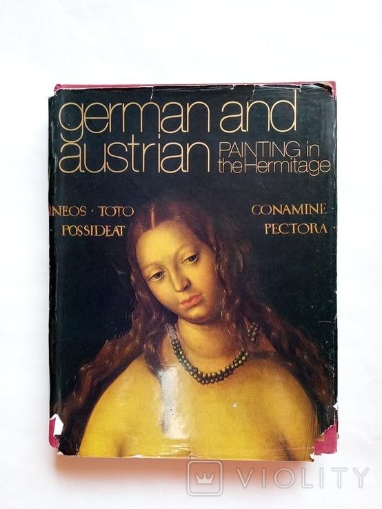 1987 German and Austrian painting Hermitage-Немецкая и австрийская живопись. Эрмитаж, фото №3