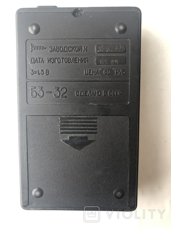 Калькулятор Электроника БЗ-32., фото №4