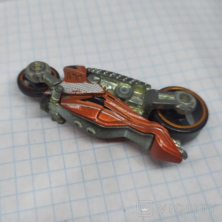 Мотоцикл металл (12.20), фото №5