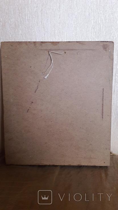 Умиление вышитая бисером в киоте, фото №4