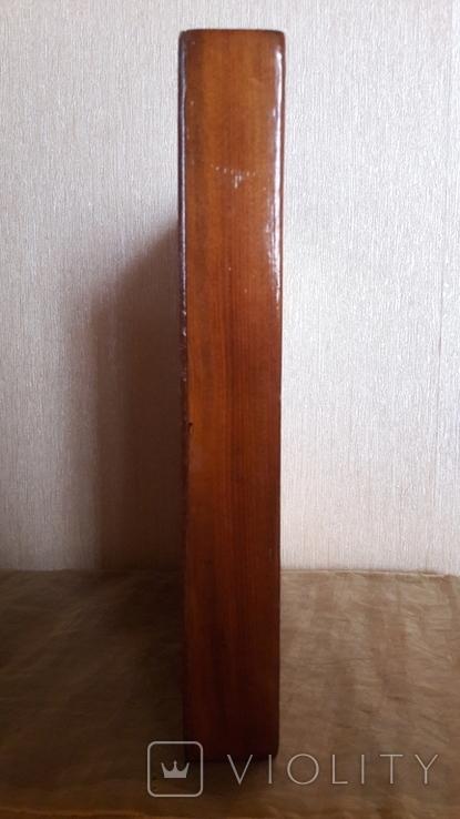 Умиление вышитая бисером в киоте, фото №5
