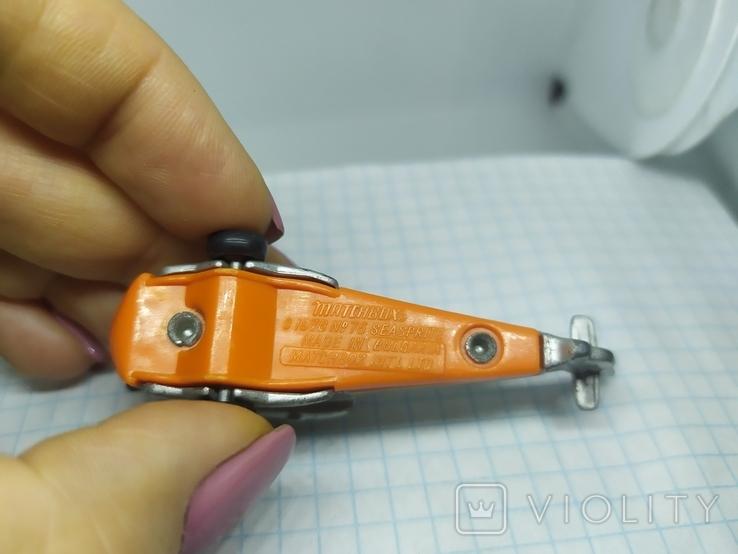 Вертолет Matchbox. Болгария. Металл, фото №8
